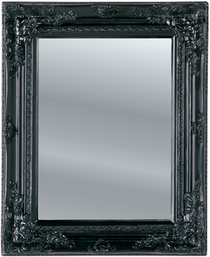 16ce2b6894 ΔΙΑΚΟΣΜΗΤΙΚΑ    ΚΑΘΡΕΠΤΕΣ    Καθρέπτης baroque μαύρος KARE DESIGN